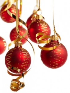 iStock_Christmas baubles
